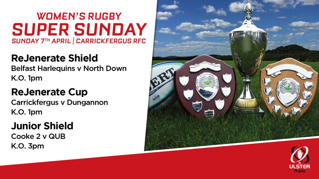 Women's Rugby 'Super Sunday'
