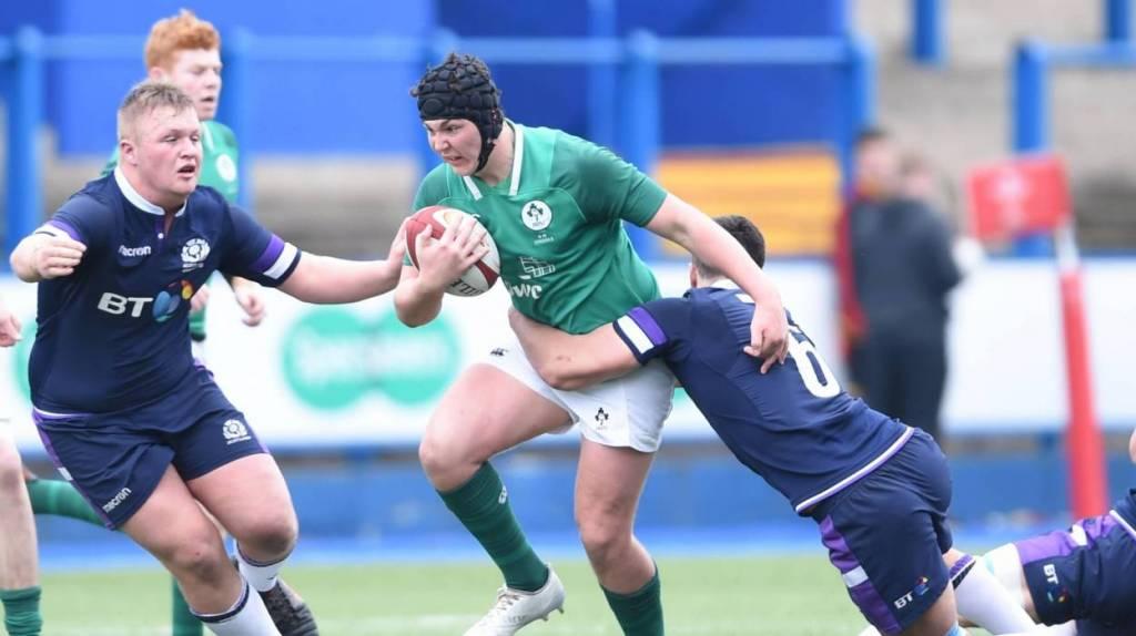 Ireland U-18 Schools Squad Named For Six Nations Festival