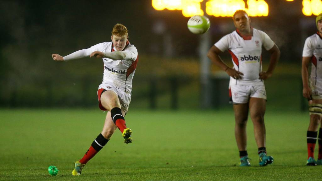 Ireland U-18 School Team Named For Six Nations Festival Opener