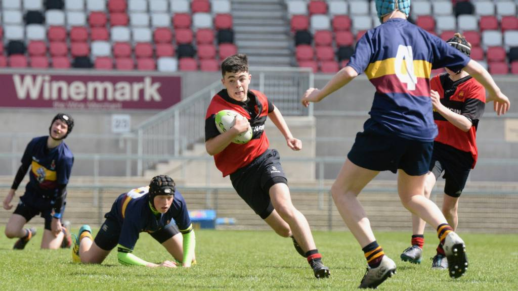 Ulster Carpets Youth Cup Finals Results