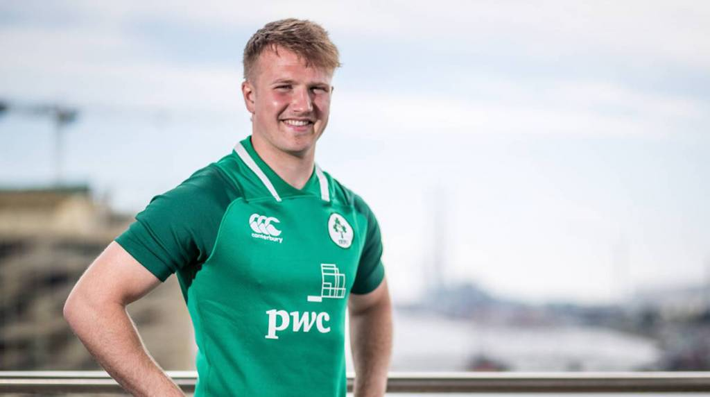 Talented centre Moore hoping to shine in green jersey