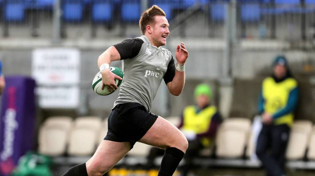 Five Ulster players in Ireland side for U20 World Championship opener