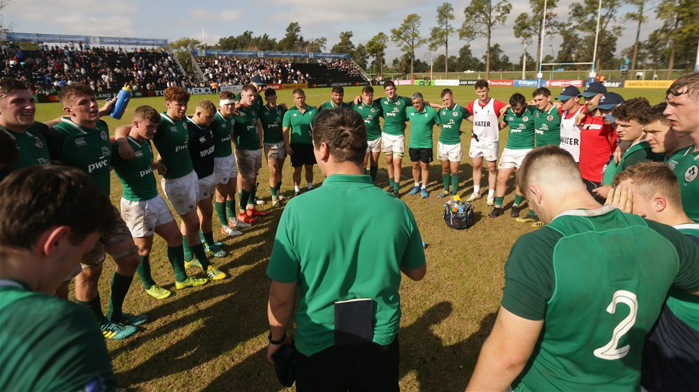 Ireland U20 Side Named for 5th Place Semi-Final