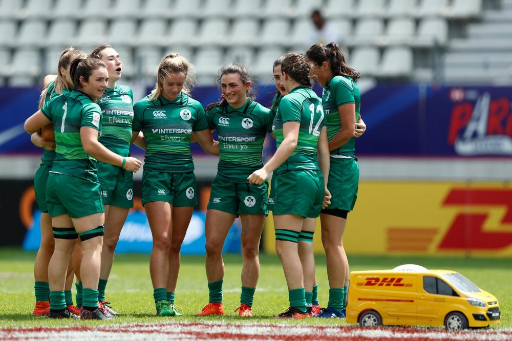 Ireland Women's 7s squad named for Olympic qualifier in Kazan