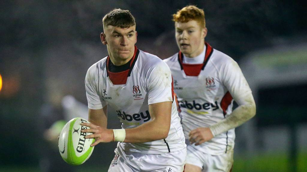 Moxham to make first Ireland U20 appearance against Wales