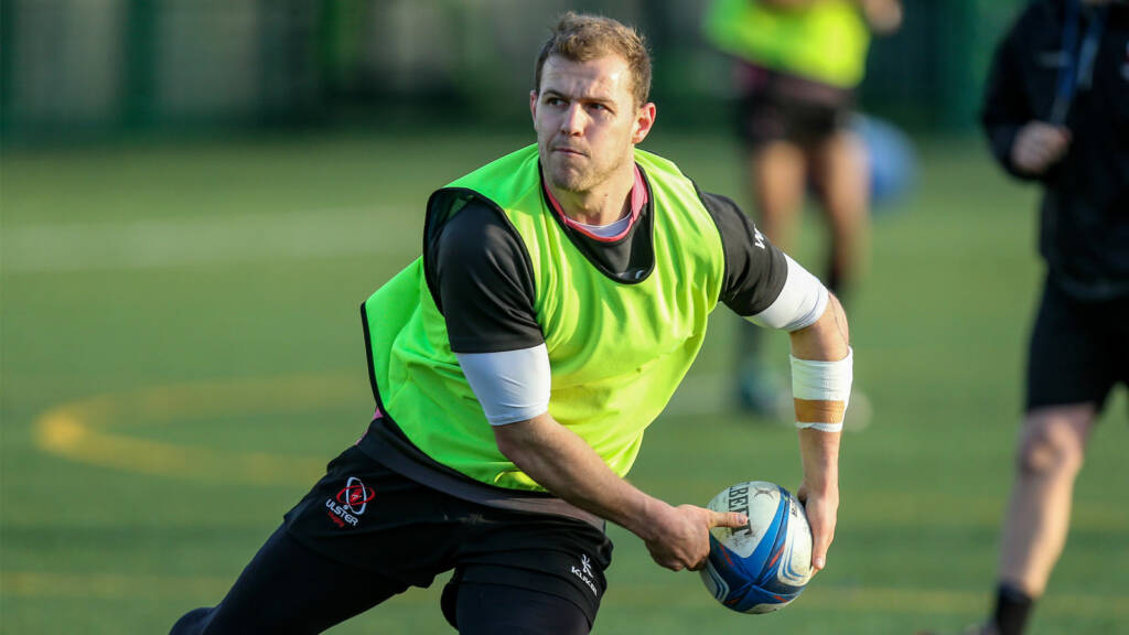 Ireland squad named for Wales trip