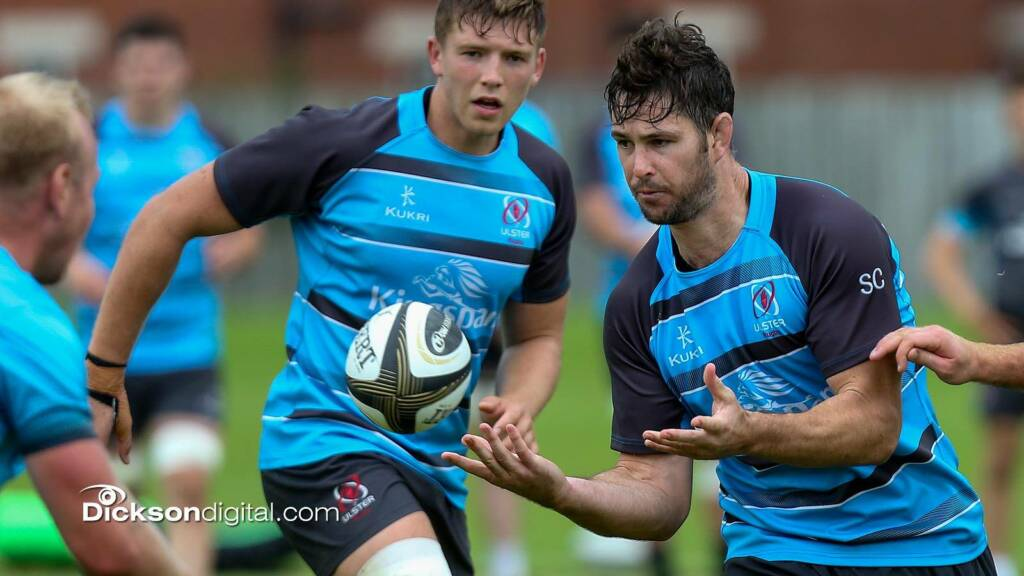 Carter set for Ulster debut
