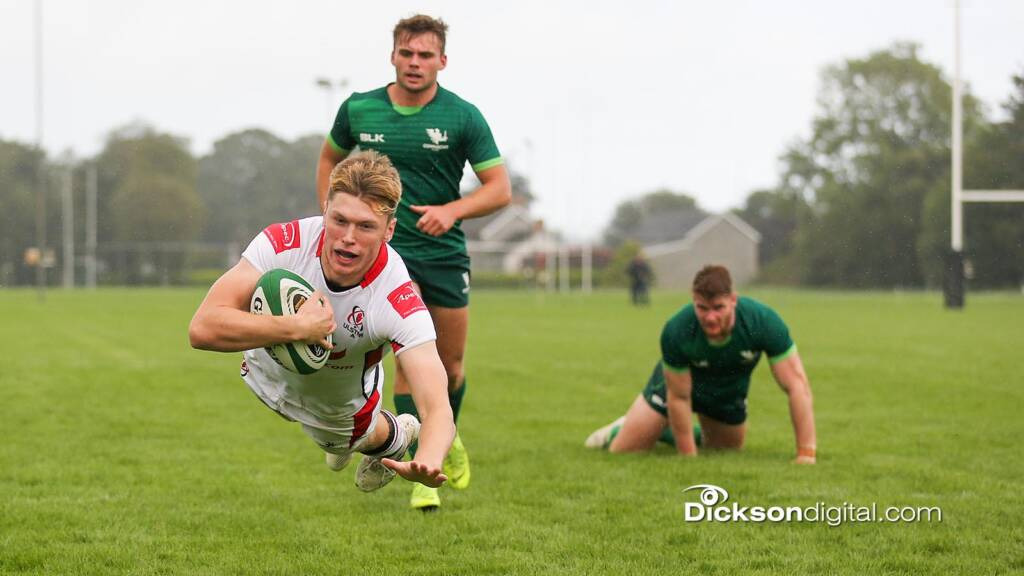 Ulster Rugby | Ulster A 33 Connacht Eagles 13