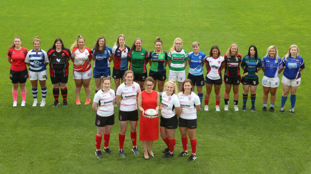 Deloitte Ulster Women's Club Fixtures set for kick-off