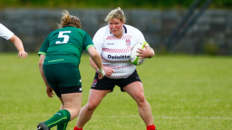 Ulster Women's squad confirmed for 3rd/4th Place Play-off