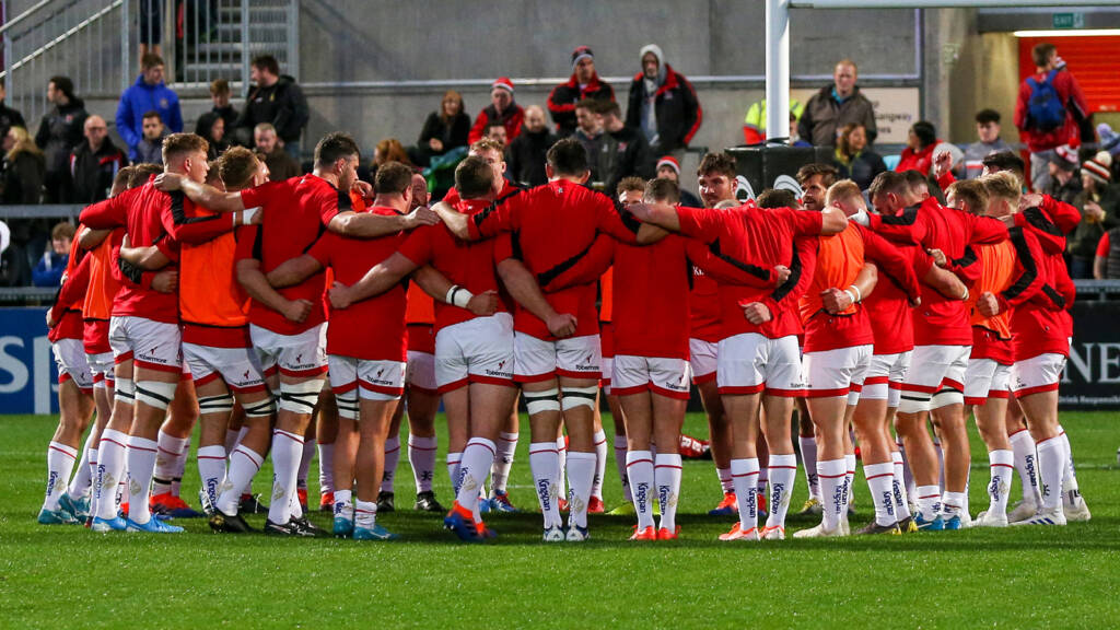 Ulster squad confirmed for South Africa mini tour