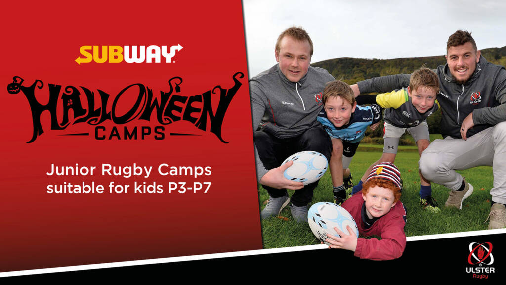 Bookings Now Open: 2019 Halloween Rugby Camps