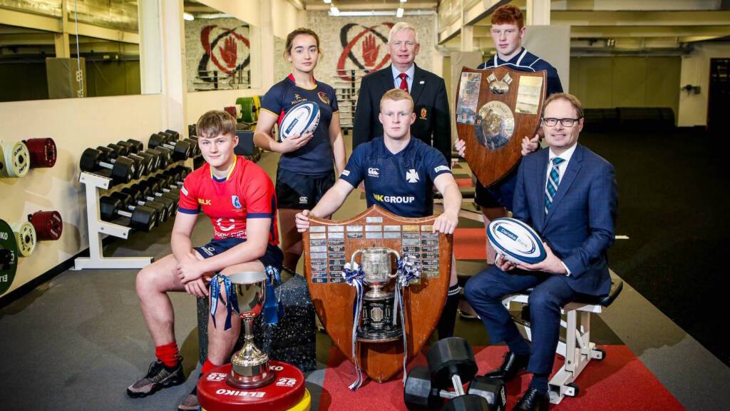 2019/20 Danske Bank Ulster Schools' Rugby Competitions Launched
