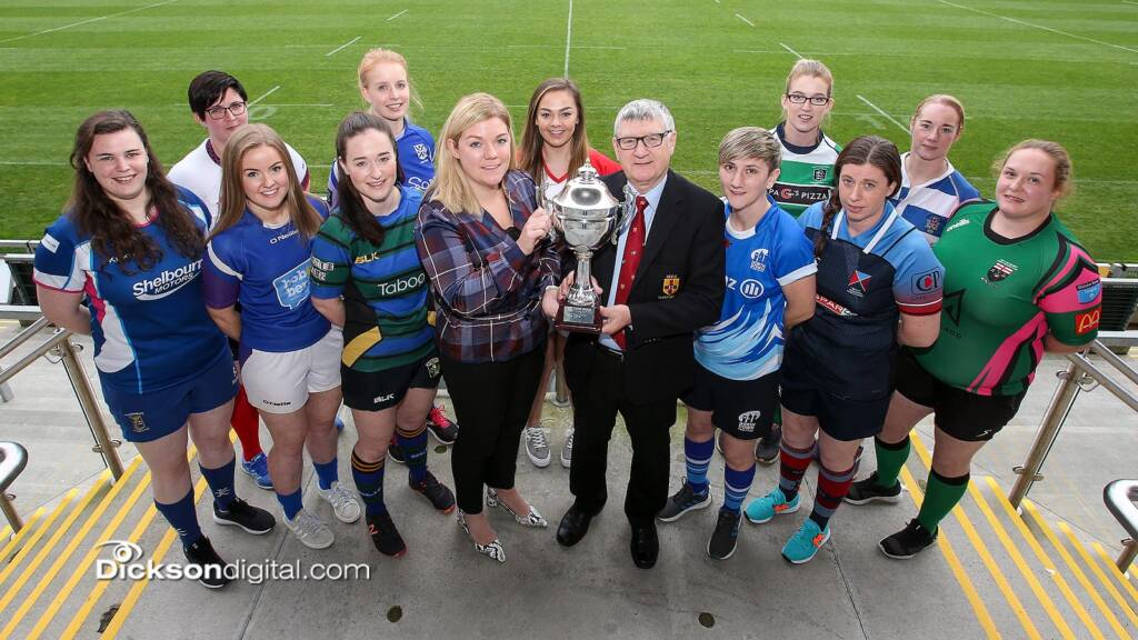Deloitte Ulster Women's Junior Cup launched at Kingspan Stadium