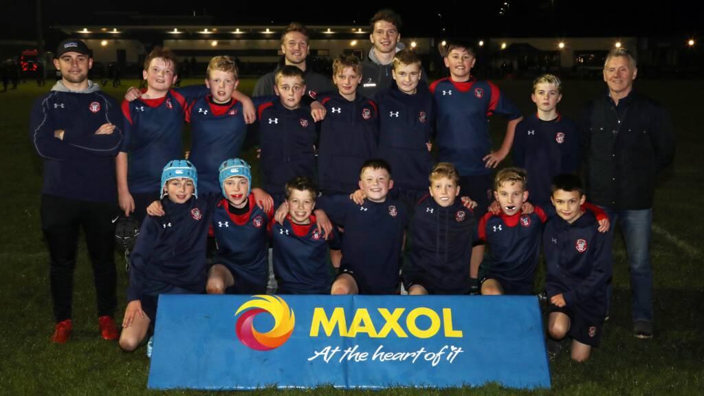 Coleraine RFC Hosts Maxol Mini Rugby Festival