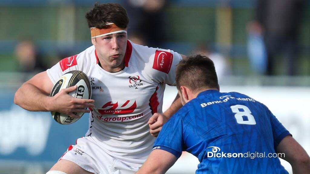 Seven Ulster players named in Ireland U20 Six Nations squad