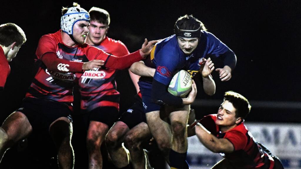 Nutty Krust U18 Tournament: City of Armagh cruise into semi-finals