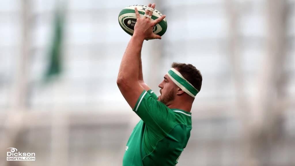 Ireland team named for Twickenham clash