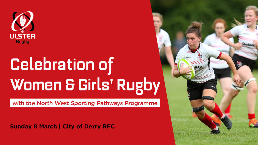 City of Derry RFC to host Festival of Rugby for Women and Girls