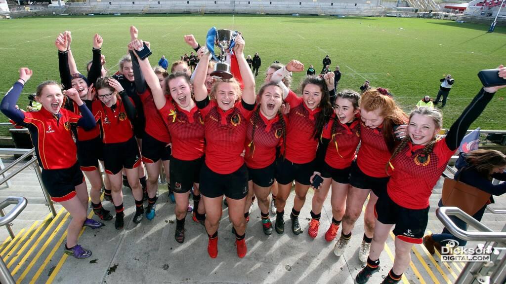 Enniskillen Royal Grammar School retain Schools' Girls Senior Cup title