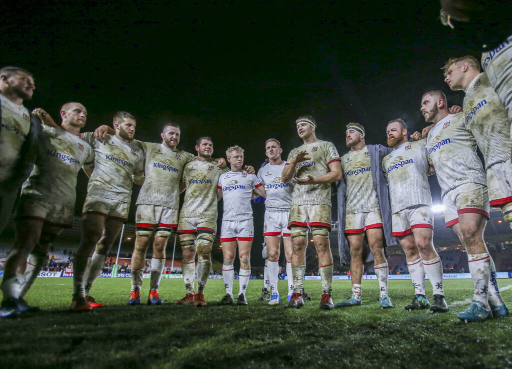 ULSTER RUGBY ANNOUNCE SQUAD FOR 2020/21 SEASON