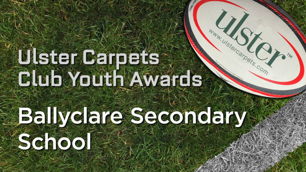 Ulster Carpets Youth Awards: Ballyclare Secondary School