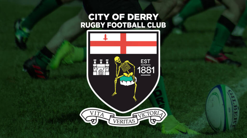Supporting the community during COVID-19: City of Derry RFC