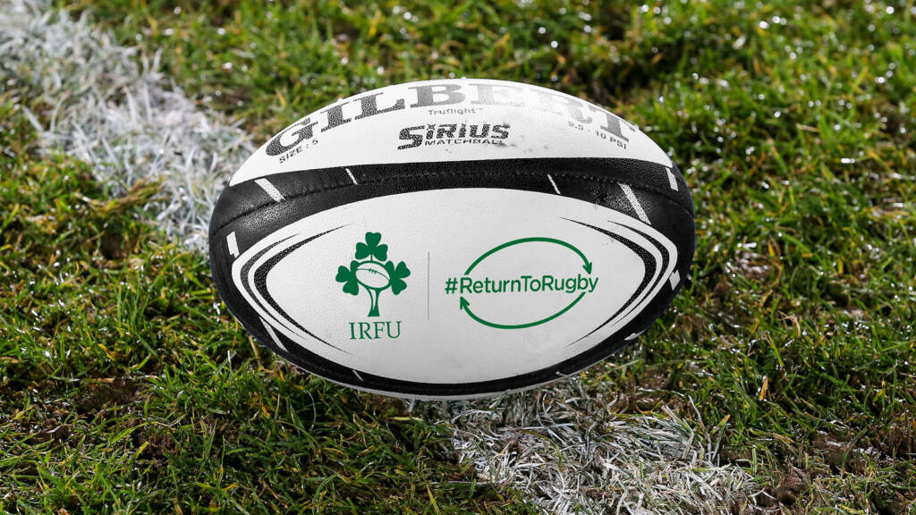 IRFU announce plans for academy player return to rugby