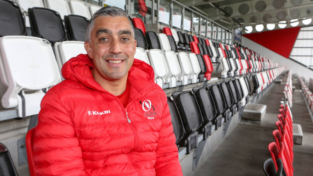 Campbell excited by new recruits for Abbey Insurance Ulster Rugby Academy