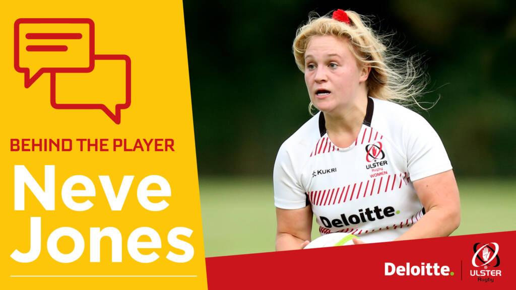 Behind the player: Neve Jones