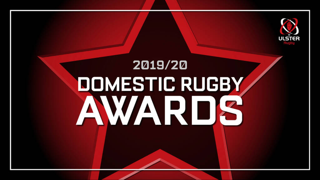 Domestic rugby's finest to be recognised through virtual awards