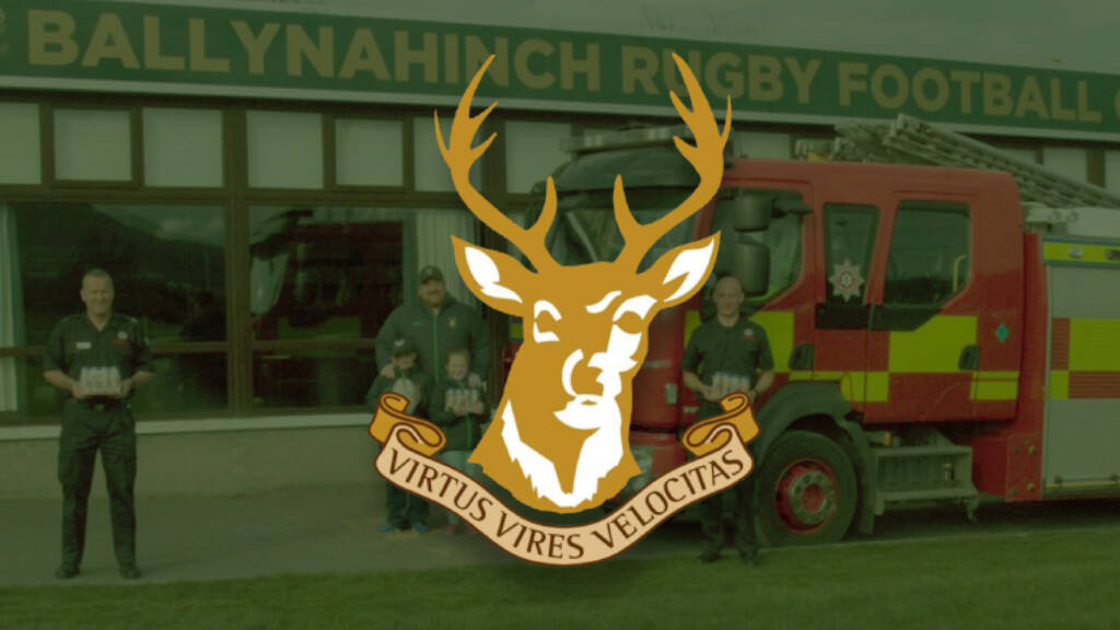 Supporting the community: Ballynahinch RFC