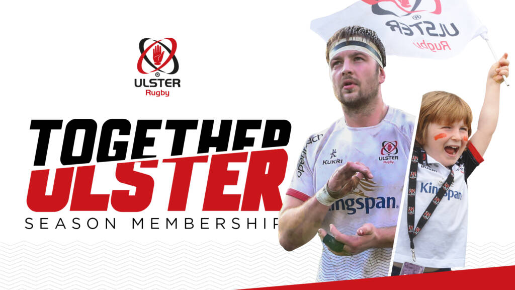 #TogetherUlster Membership Launched