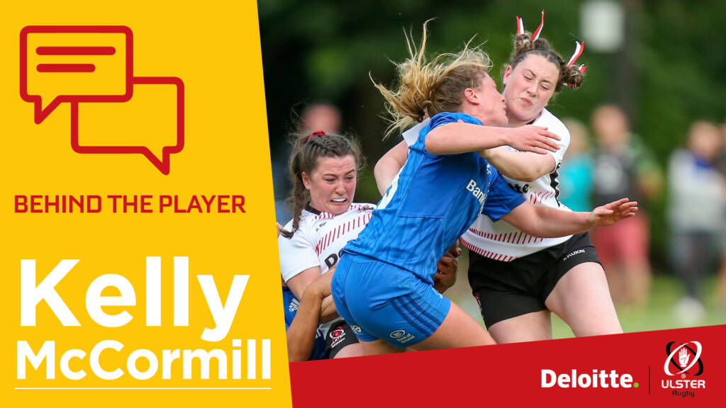 Behind the Player: Kelly McCormill