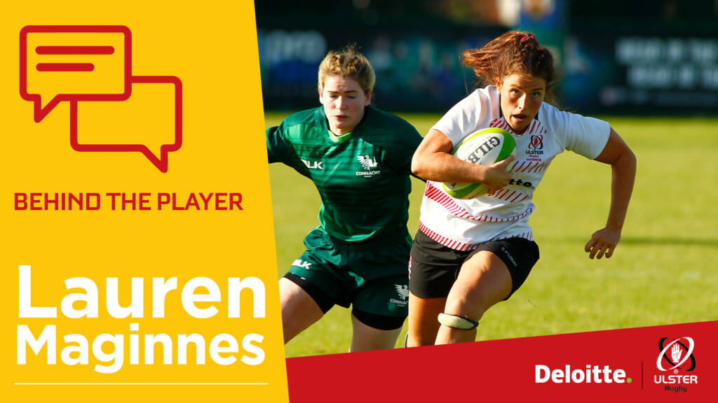 Behind the Player: Lauren Maginnes