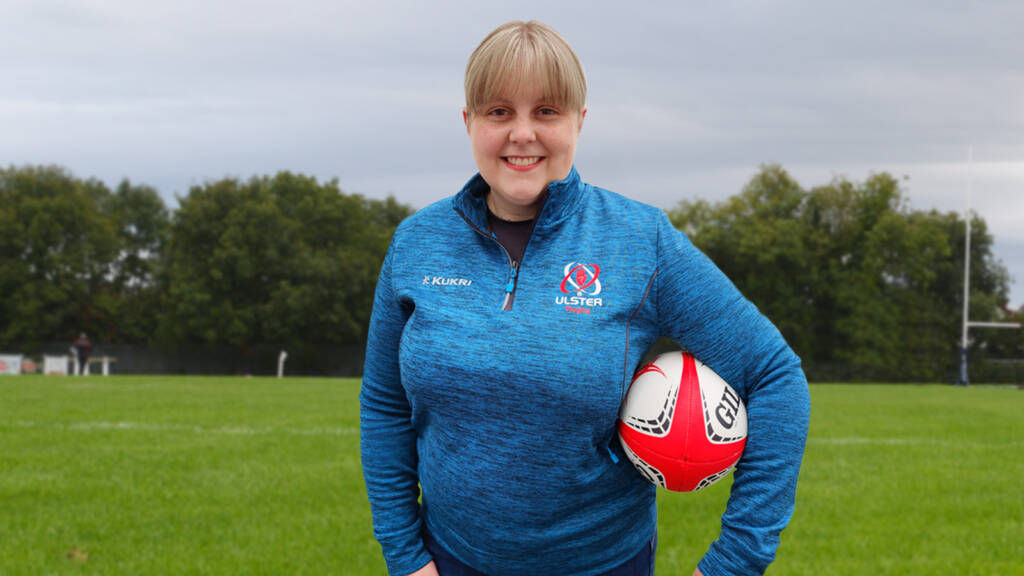 Giving rugby a 'try': Shona Sullivan