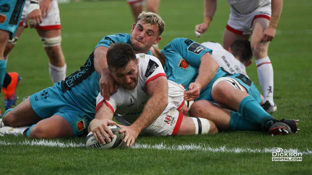Match Report | Ulster 40 Dragons 17