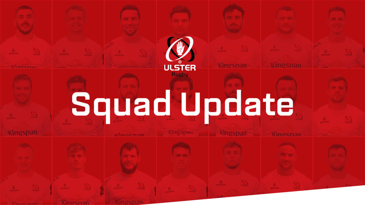 Squad Update – 11 May 2021