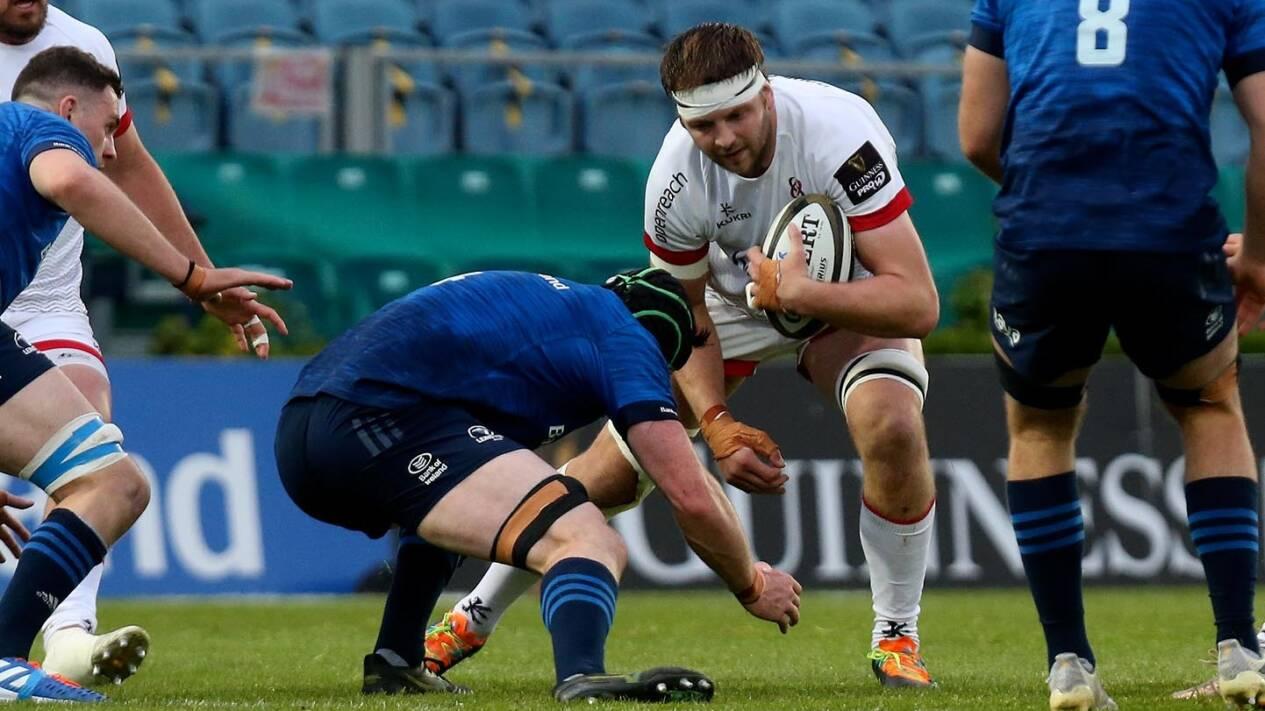 Match Report   Leinster 21 Ulster 17