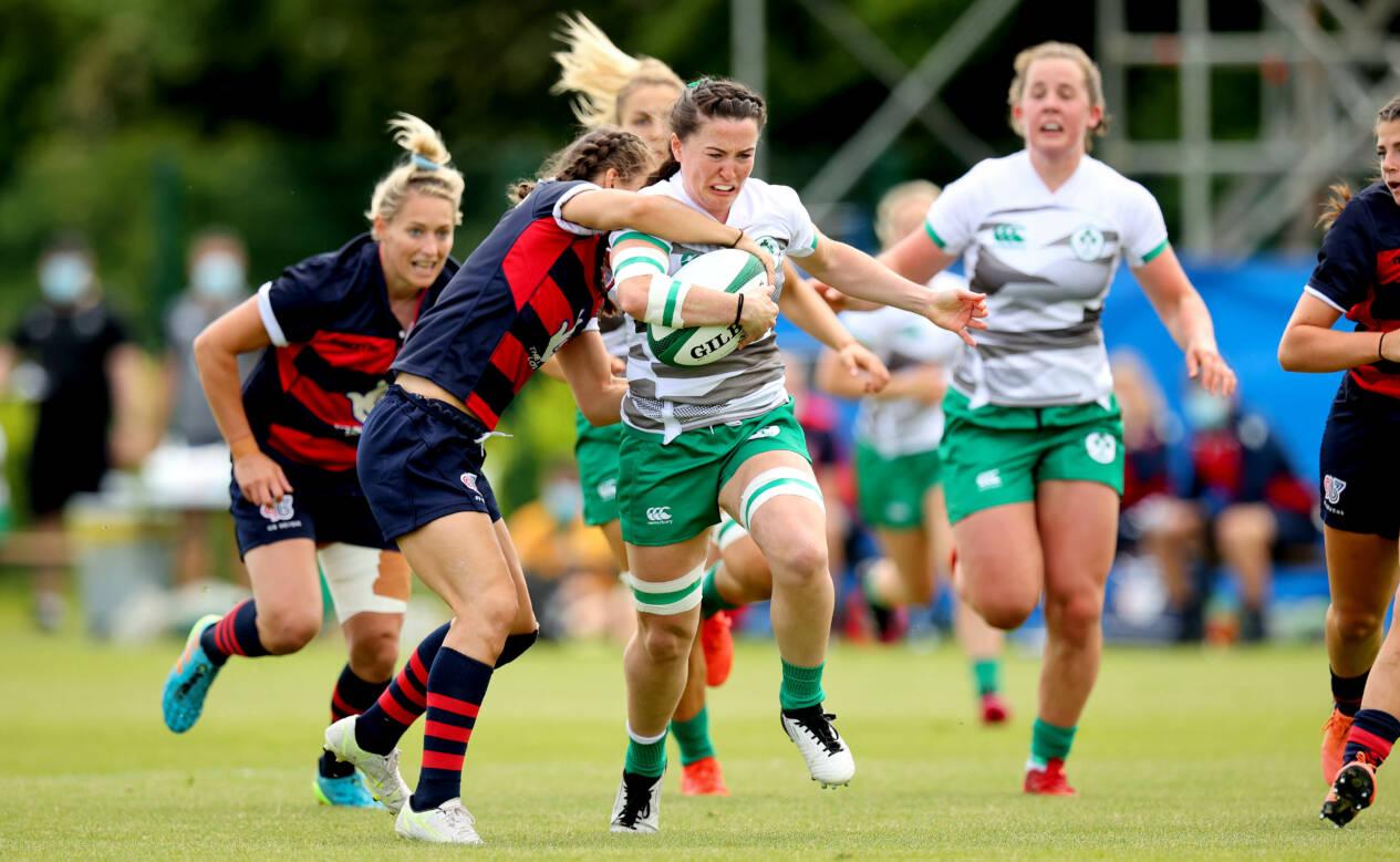 Ireland Sevens Squad Set For Pre-Season Tournament In Elche