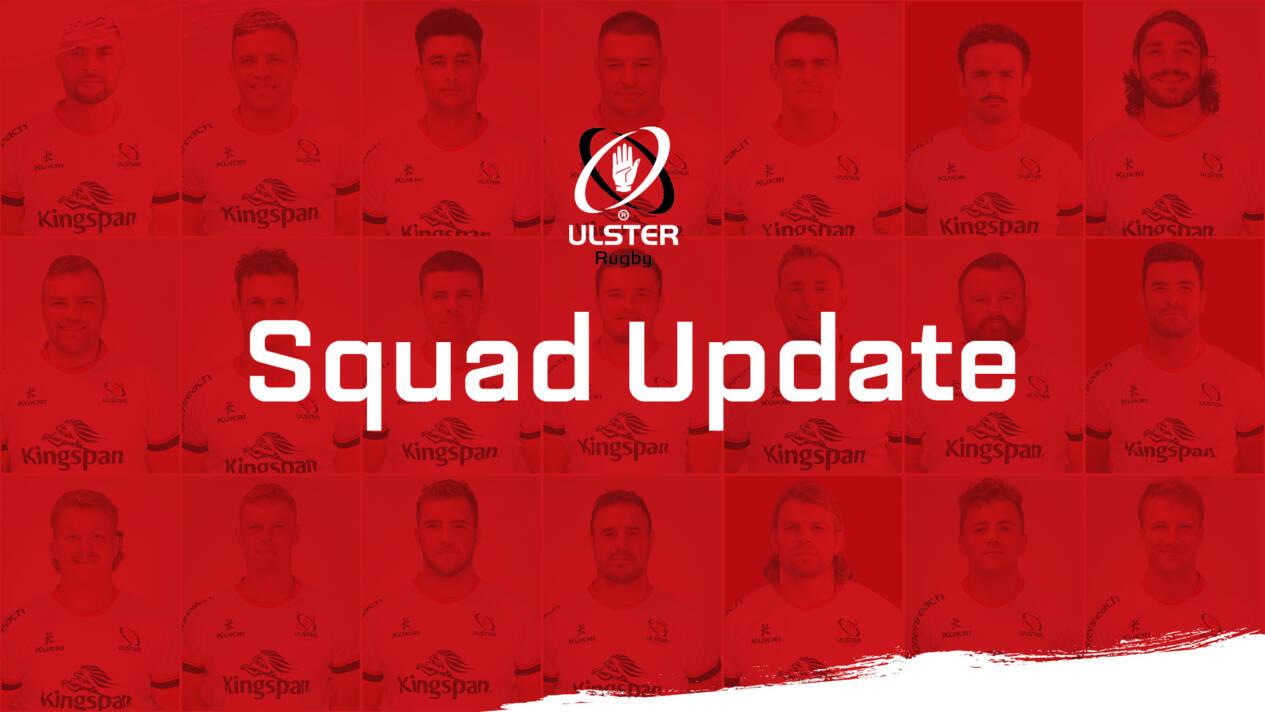 Squad Update – 11 October 2021