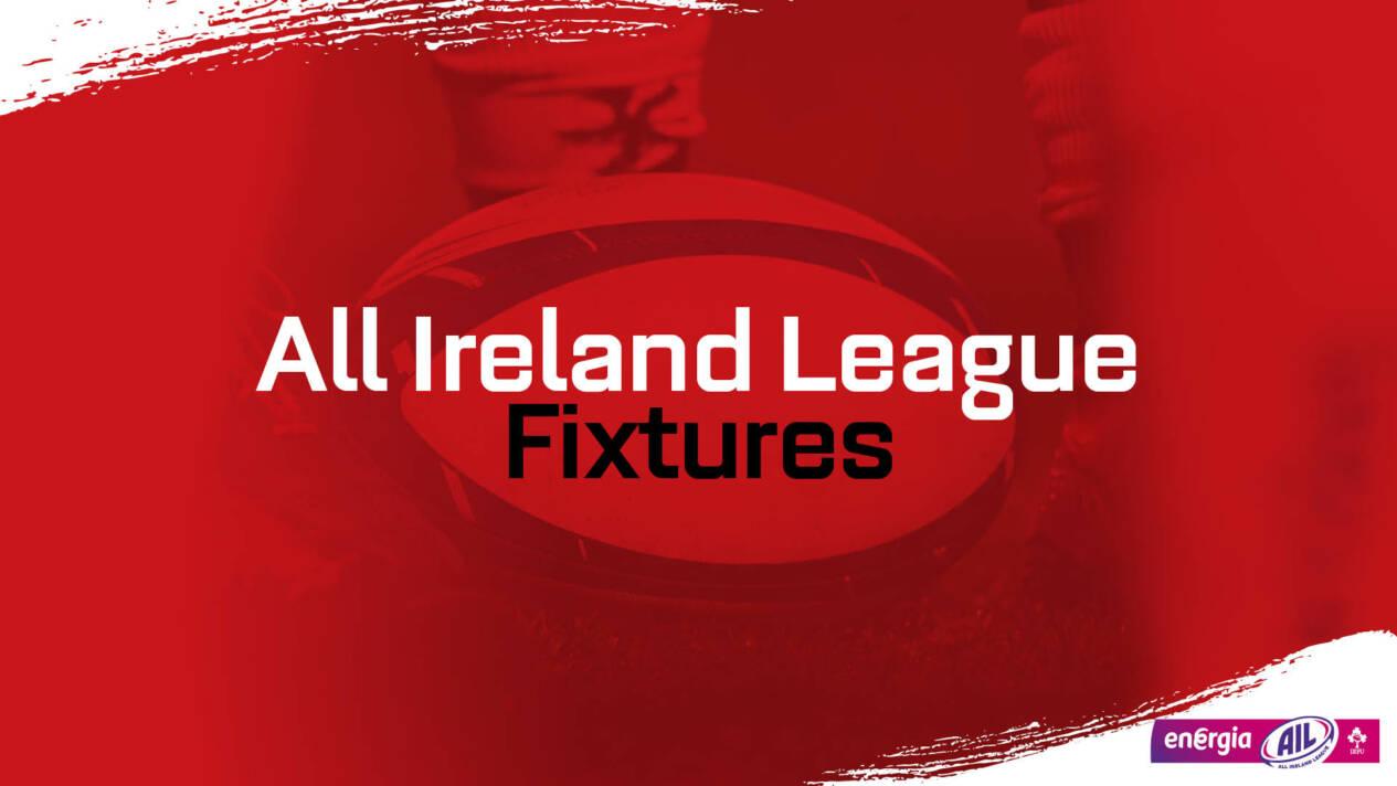 all ireland fixtures men