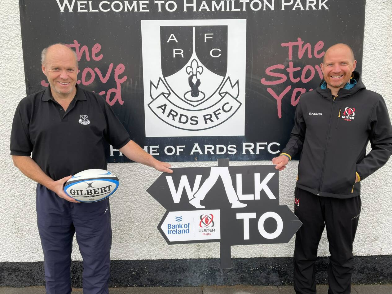 'Walk To' clubs recognised for #NeverStopCompeting with Bank of Ireland