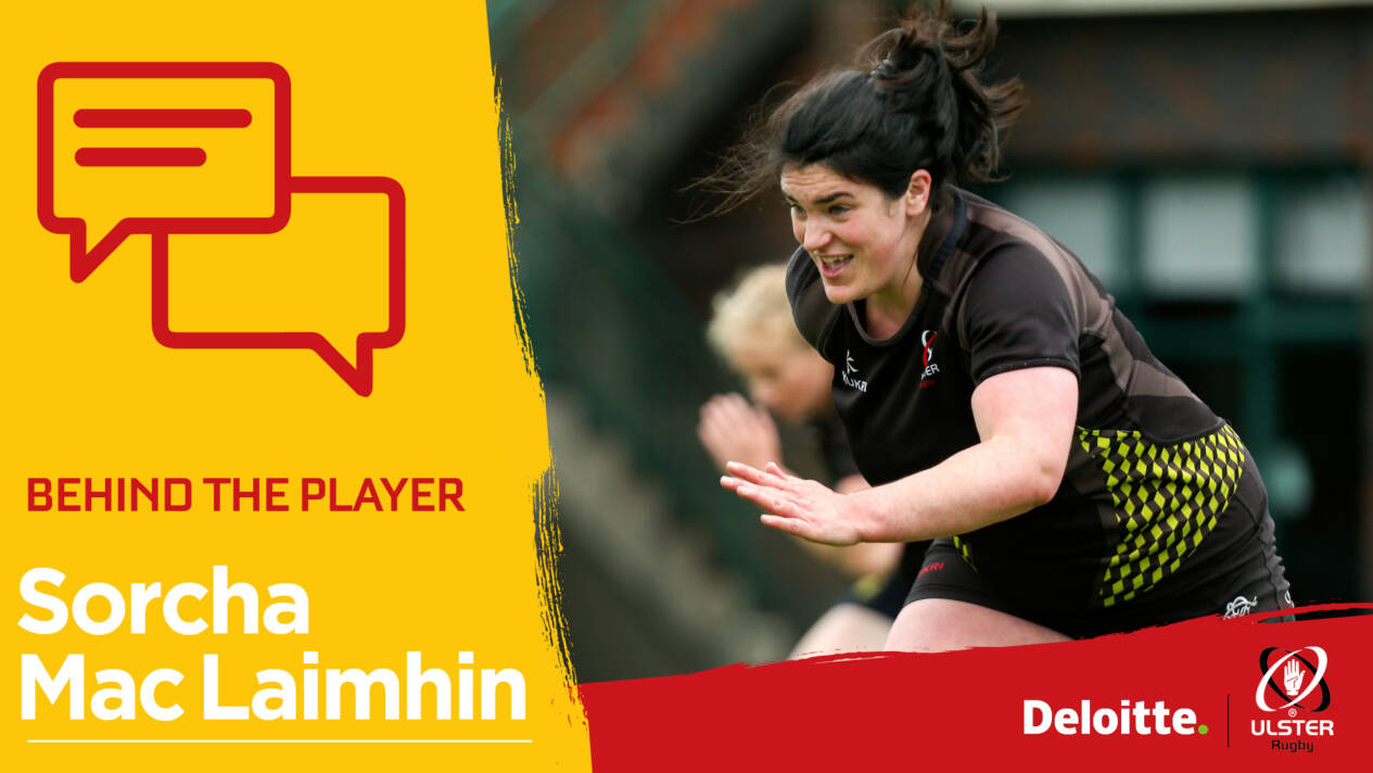 Behind the Player: Sorcha Mac Laimhin