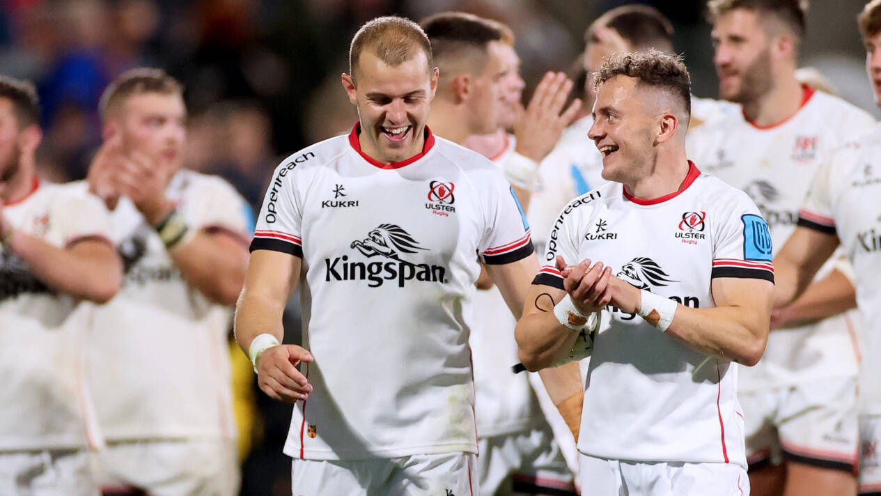 LIVE: Ulster Rugby v Emirates Lions
