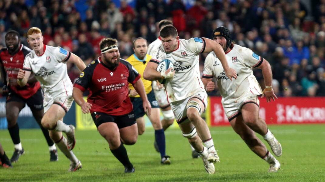 Match Report | Ulster 26 Emirates Lions 10