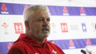 Gatland explains selection for Scotland clash