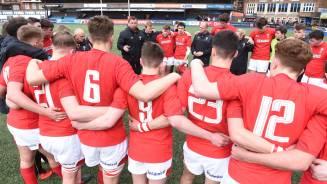 Wales squad named for U18 International Series