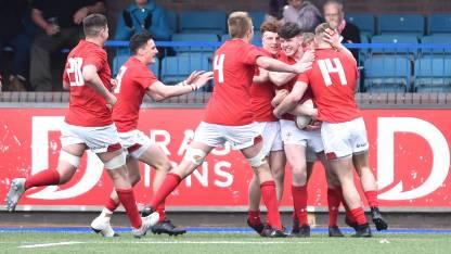 Wales U18 News
