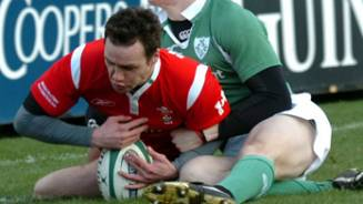 Johnson looks for more clinical Wales